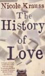 The History Of Love - Nicole Krauss, Sam Messner