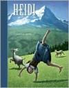Heidi (Sterling Unabridged Classics Series) - Johanna Spyri