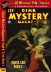 Dime Mystery Magazine Hugh B. Cave, Book 3 - Hugh B. Cave, RadioArchives.com, Will Murray