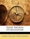 Edda Snorra Sturlusonar - Snorri Sturluson, Finnur Jónsson