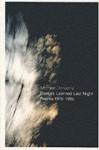 Dances Learned Last Night - Michael Donaghy