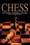 Chess: 5334 Problems, Combinations and Games - László Polgár, Bruce Pandolfini