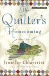 The Quilter's Homecoming (Elm Creek Quilts, #10) - Jennifer Chiaverini