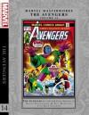 Marvel Masterworks: The Avengers Volume 14 - Steve Englehart, Roy Thomas, Sal Buscema, Dave Cockrum, George Tuska, Don Heck