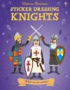 Sticker Dressing Knights - Davies, Jean-Sebastian Deheeger