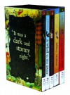 The Wrinkle in Time Quintet Boxed Set - Madeleine L'Engle
