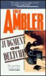 Judgement on Deltchev - Eric Ambler