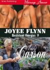 Carson (Resistant Omegas,#2) - Joyee Flynn