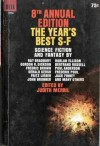 The Year's Best S-F: 8th Annual Edition - Judith Merril