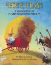 Hey! Hay! a Wagonful of Funny Homonym Riddles - Marvin Terban, Kevin Hawkes