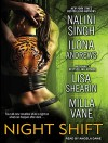 Night Shift - Milla Vane, Lisa Shearin, Ilona Andrews, Nalini Singh, Angela Dawe
