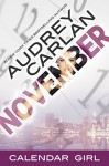 November: Calendar Girl Book 11 - Audrey Carlan