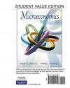 Student Value Edition for Microeconomics - Robert S. Pindyck, Daniel L. Rubinfeld