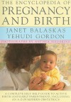 The Encyclopedia of Pregnancy and Birth: A Complete Self Help Guide to Active Birth and Early Parenthood, Including an A-Z of Modern Obstetrics - Janet Balaskas, Yehudi Gordon, Anthea Sieveking