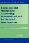 Environmental Management Accounting: Informational and Institutional Developments - Martin Bennett, M.D. Bennett, Jan Jaap Bouma, Arnold Tukker