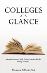Colleges at a Glance - Maureen Baldwin