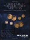 Heritage Wold Coin Auction #425 Volume I - Warren Tucker, James L. Halperin, Scott Cordry