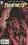 Friday the 13th Issue 2 (Wildstorm) - Palmiotti, Gray