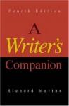 A Writer's Companion - Richard Marius