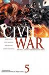 Civil War #5 (of 7) - Mark Millar, Steve McNiven