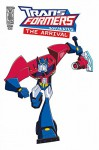 Transformers Animated - The Arrival #5 - Marty Isenberg, Dario Brizuela, Boo