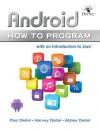 Android: How to Program (How to Program Series) - Harvey M. Deitel, Paul J. Deitel