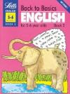 Back to Basics English 5 6 Book 2 KS1: English for 5-6 Year Olds Bk. 2 - Marion Kemp, Sheila Lane, Kate Taylor