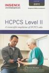 HCPCS Level II Expert 2011 (Spiral) - Ingenix