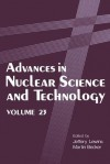 Advances in Nuclear Science and Technology - Jeffery Lewins, Martin Becker