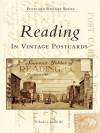 Reading in Vintage Postcards - Charles J. Adams III