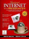 Instant Internet With Websurfer/Book and 3 Disks - David Sachs, Henry Stair