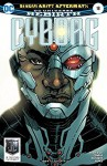 Cyborg (2016-) #18 - John Semper Jr., Ivan Nunes, Eric Canete, Guy Major, Will Conrad, Cliff Richards