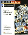 Projects For Microsoft Excel - Philip A. Koneman, Yvonne Johnson, Pamela R. Toliver