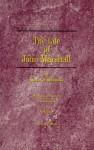 The Life of John Marshall: Frontiersman, Soldier Lawmaker - Albert J. Beveridge