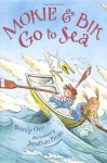 Mokie and Bik Go to Sea - Wendy Orr, Jonathan Bean