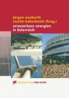 Erneuerbare Energien in Österreich: Systemtechnik, Potenziale, Wirtschaftlichkeit, Umweltaspekte - Jürgen Neubarth, Martin Kaltschmitt