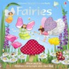 Usborne Sparkly Touchy-feely Fairies - Fiona Watt, Stephen Cartwright, Glen Bird