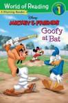Mickey & Friends Goofy at Bat: A Rhyming Reader - Susan Amerikaner