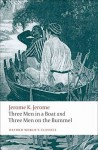 Three Men in a Boat and Three Men on the Bummel - Jerome K. Jerome, Geoffrey Harvey