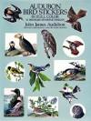 Audubon Bird Stickers in Full Color: 53 Pressure-Sensitive Designs - John James Audubon, Carol Belanger-Grafton