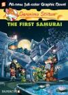 The First Samurai - Geronimo Stilton, Michele Foschini, Leonardo Favia, Ennio Bufi, Mirka Andolfo, Elisabetta Dami, Nanette McGuiness