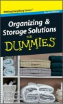 Organizing and Storage Solutions for Dummies, Pocket Edition - Eileen Roth, Elizabeth Miles
