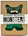 Dastardly Delightful Monsters: Create Your Own Monsters (Scary Cute Craft Box Set) - Parragon Books