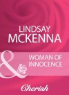 Woman Of Innocence (Mills & Boon Cherish) - Lindsay McKenna