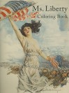 Ms. Liberty Coloring Book - Bellerophon Books