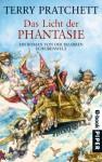 Das Licht der Phantasie (Scheibenwelt) - Terry Pratchett, Andreas Brandhorst