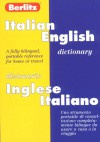 Berlitz Italian-English Dictionary/Dizionario Englese-Italiano - Berlitz Publishing Company