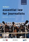 McNae's Essential Law for Journalists - David Banks, Mark Hanna