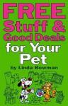 Free Stuff & Good Deals for Your Pet - Linda Bowman