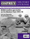 Osprey Military Journal Issue 3/4: The International Review of Military History (Volume 3/4) - Marcus Cowper